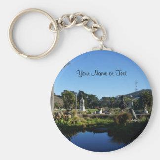 Porte-clés Piscine de porte - clé d'enchantement
