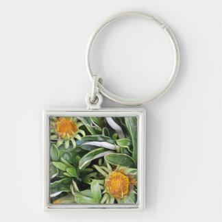 Porte-clés Pissenlit une La Van Gogh