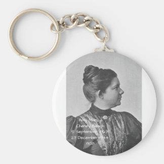 Porte-clés Plage 1908 d'Amy Marcy Cheney