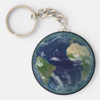 Porte-clés Planète terre