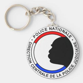 Porte-clés Police Française