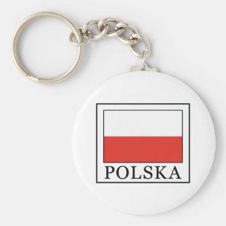 Porte-clés Polska