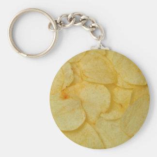 Porte-clés Pommes chips