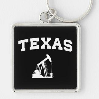 Porte-clés Pompe à huile du Texas