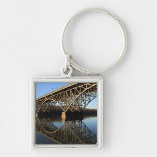 Porte-clés Pont au-dessus de rivière de Schuylkill