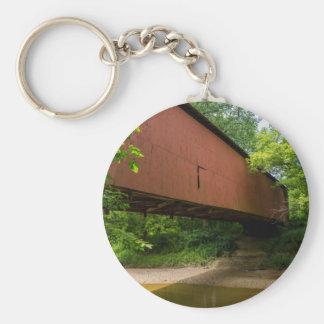 Porte-clés Pont couvert de moulin de Wilkens