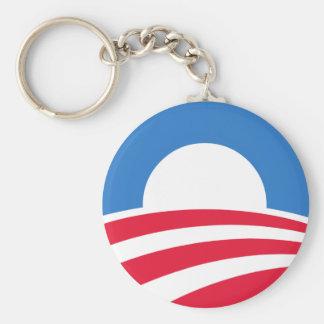 Porte-clés Porte - clé 2012 de logo d'Obama