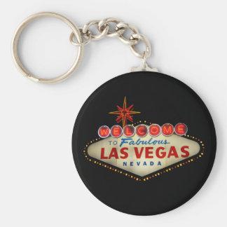 Porte-clés Porte - clé #2 de signe de Las Vegas