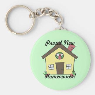 Porte-clés Porte - clé à la maison