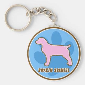 Porte-clés Porte - clé à la mode d'épagneul de Boykin