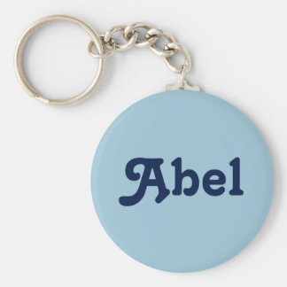 Porte-clés Porte - clé Abel