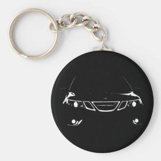 Porte-clés Porte - clé aérien de Saab 9-3