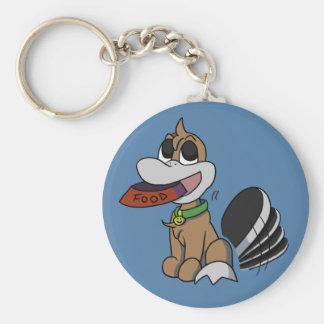 Porte-clés Porte - clé affamé de Platypi