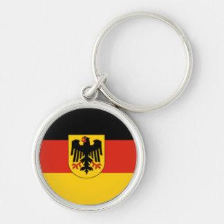 Porte-clés Porte - clé allemand de prime de drapeau