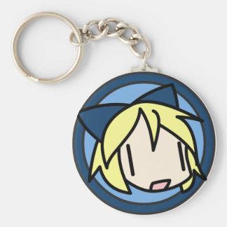 Porte-clés Porte - clé anonyme de caractère