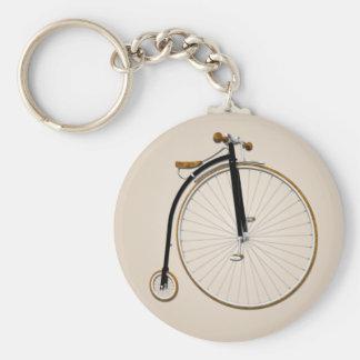 Porte-clés Porte - clé antique vintage de bicyclette