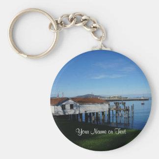 Porte-clés Porte - clé aquatique de crique de parc de San