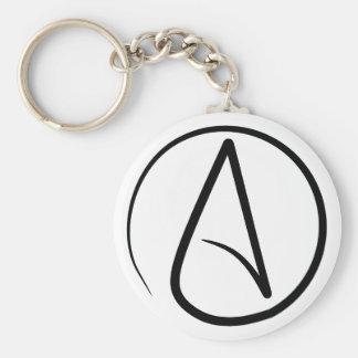 Porte-clés Porte - clé athée