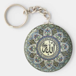 Porte-clés Porte - clé avec la conception antique de turc