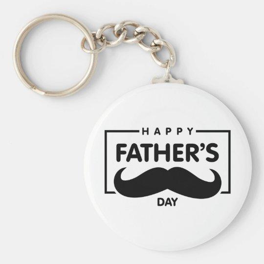 Porte-clés Porte Clé Basique Fête des pères