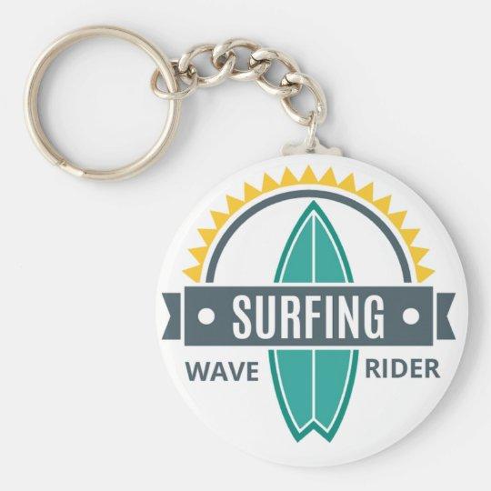 Porte-clés Porte Clé Basique Surf
