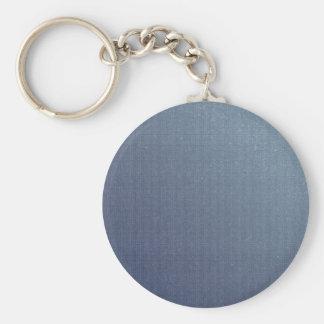 Porte-clés Porte - clé bleu de gradient