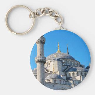 Porte-clés Porte - clé bleu de mosquée