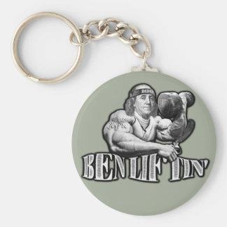 Porte-clés Porte - clé Bodybuilding de Ben Liftin Ben