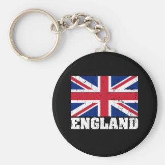 Porte-clés Porte - clé britannique de drapeau d'Union Jack