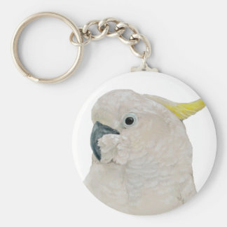 Porte-clés Porte - clé - cacatoès