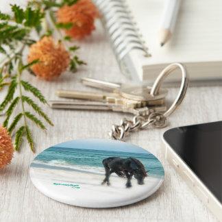 Porte-clés porte - clé, cavalier, cheval