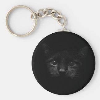 Porte-clés Porte clé Chat Noir
