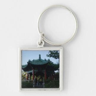 Porte-clés Porte - clé chinois de prime du pavillon #2 de San