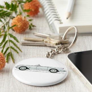 Porte-clés Porte - clé classique de Corvette