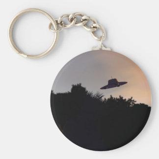 Porte-clés Porte - clé classique de la soucoupe volante 2