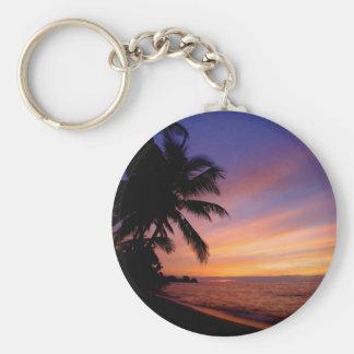 Porte-clés Porte - clé - coucher du soleil hawaïen
