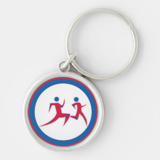 Porte-clés Porte - clé courant de couples
