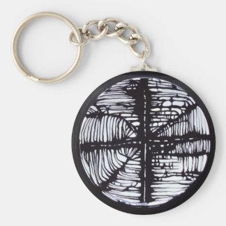 Porte-clés Porte - clé croisé