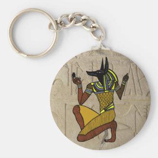Porte-clés Porte - clé d'agenouillement Anubis