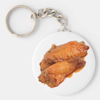 Porte-clés porte - clé d'aile de poulet