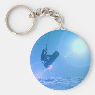 Porte-clés Porte - clé d'air de kitesurf
