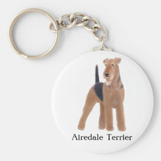 Porte-clés Porte - clé d'Airedale Terrier