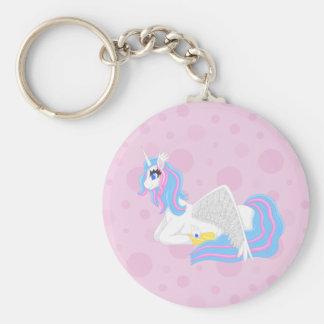 Porte-clés porte - clé d'alicorn