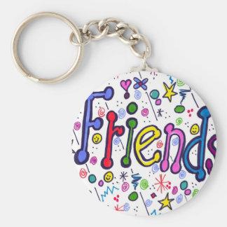 Porte-clés Porte - clé d'amis