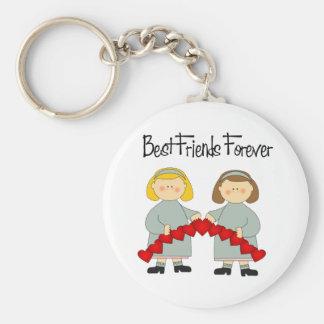 Porte-clés Porte - clé d'amitié de BFF