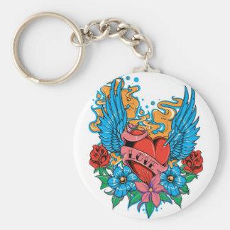 Porte-clés Porte - clé d'amour d'Annunaki