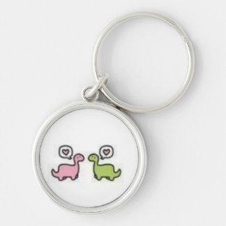Porte-clés Porte - clé d'amour de Dino