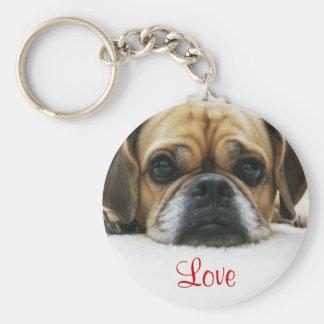 Porte-clés Porte - clé d'amour de Puggle