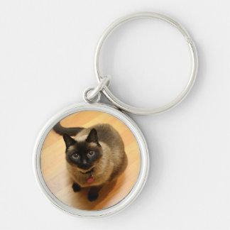 Porte-clés Porte - clé d'amoureux de les chats