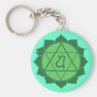 Porte-clés Porte - clé d'Anahata Chakra